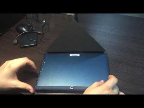 Планшет - Ноутбук CUBE iWork10 Super  - OEM Z8300 2GB RAM Windows 10