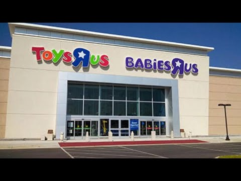 "Toys ""R"" Us stores closing in latest hit to retail"