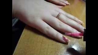 материалы для наращивания ногтей гель гель лак лампа обучение