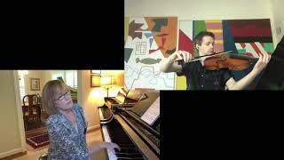 Rebecca Clarke Sonata, 3rd movement