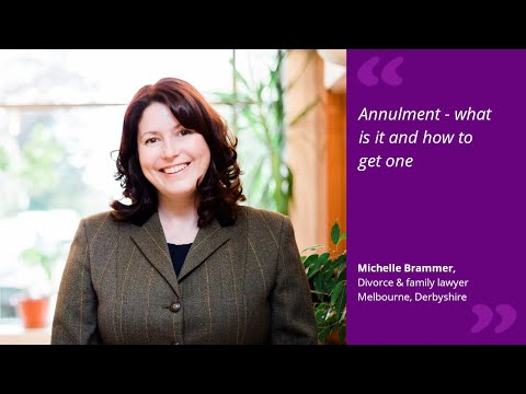 Annulment - what is it and how to get one