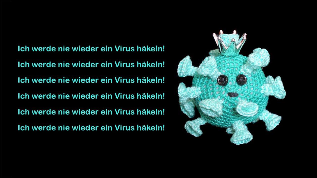 Coronavirus Häkeln