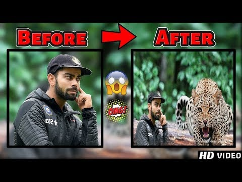 Wild Animal Photo Editor Android App Review Youtube