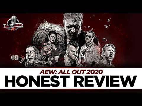 AEW All Out 2020 Full Show Review & Results: THE WORST AEW PPV OF 2020
