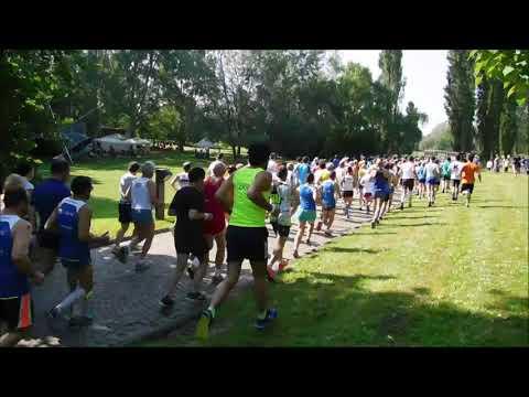 Forlì (FC) - Corri nel parco - 12° Trofeo Città di Forlì 2018
