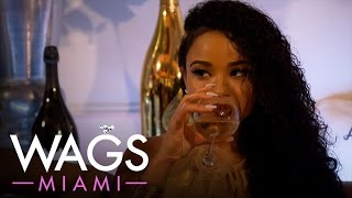 WAGS Miami | Hencha Attempts to Deliver the News to Vanessa | E!