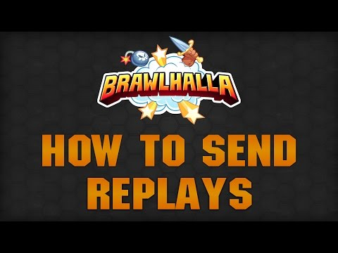 How to send me your Brawlhalla replays