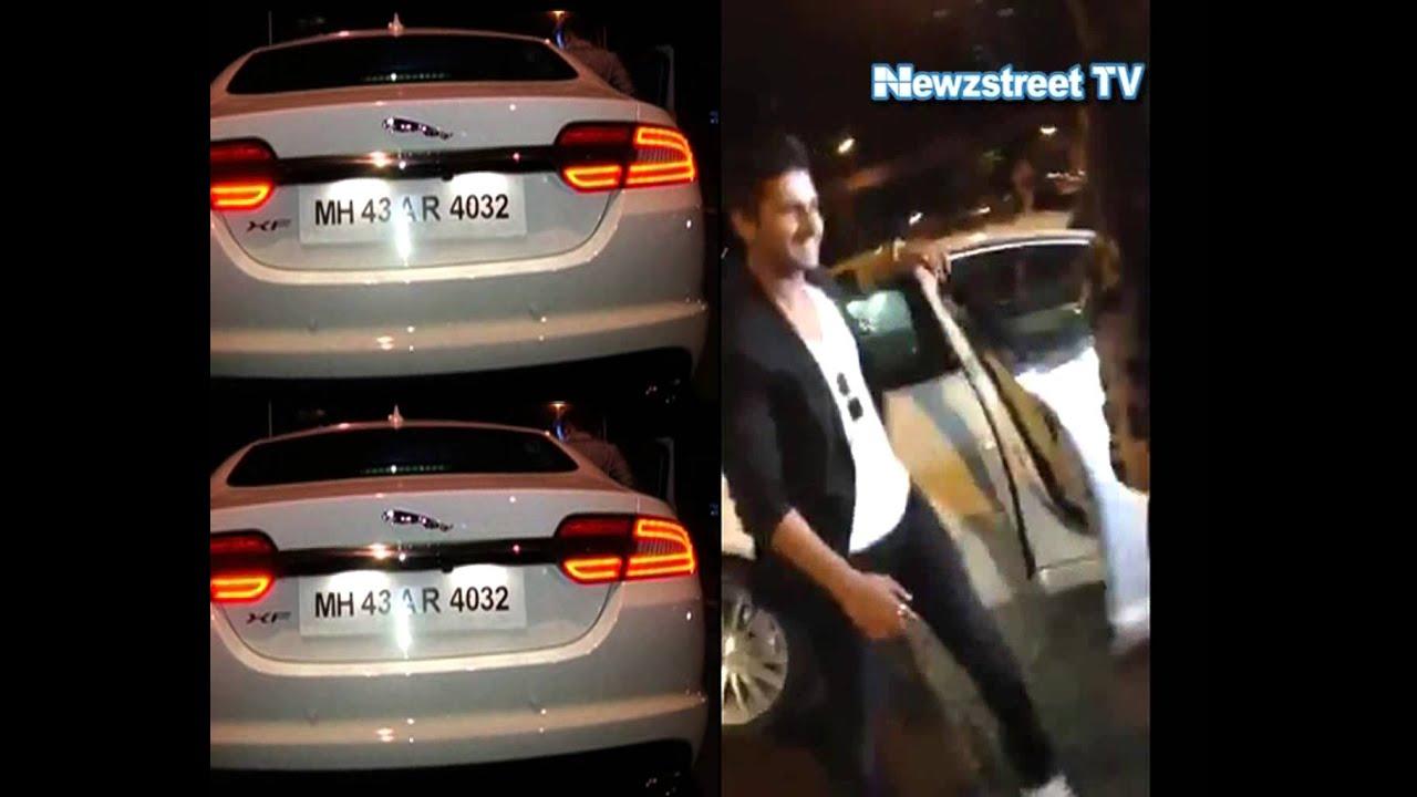 TV actor Ravi Dubey gifts Jaguar car to wife Sargun