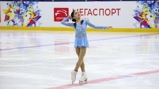 Аделия Петросян, ПП, Открытое Первенство Москвы 2019