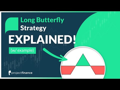 Long Butterfly Options Strategy (Guide w/ Examples)