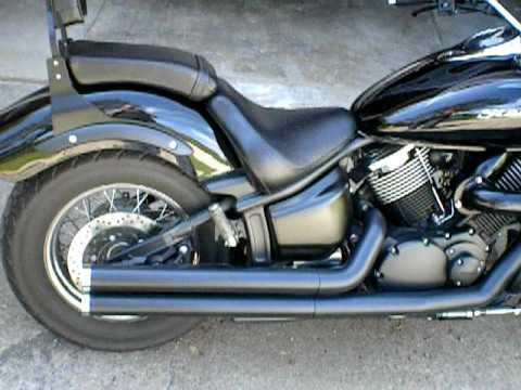 yamaha v star 1100 exhaust pipes