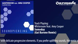 Whiteroom feat. Amy Cooper - Someday (Gai Barone Remix)