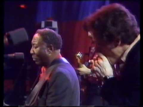 Muddy Waters With Pinetop Perkins In Concert.