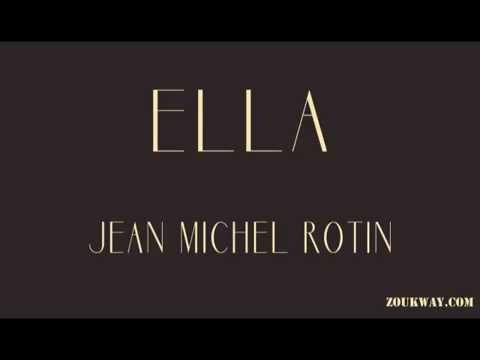 Jean Michel ROTIN Ella 1994