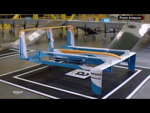 Amazon unveiles new delivery service