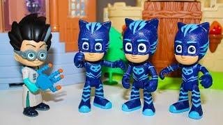 Мультики Герои в масках Кэтбой и Кэтмобиль Щенячий патруль Мультики про машинки для детей