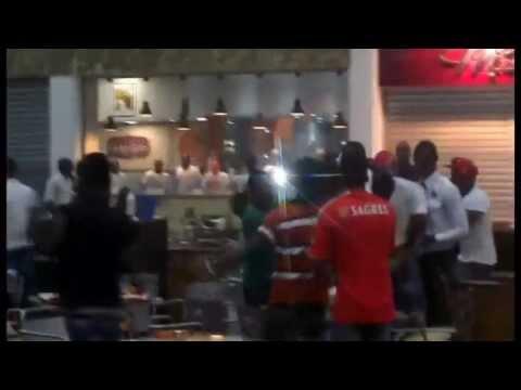 Violência no Belas Shopping