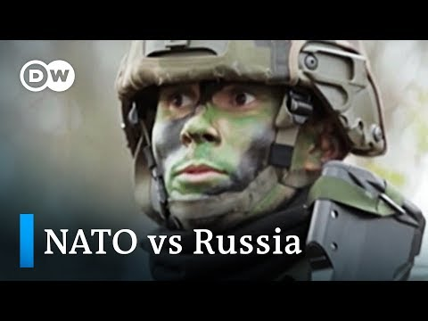 NATO agrees on measures to counter Russia | DW News