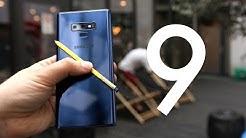 Samsung Galaxy Note 9 - Meine Meinung & Ersteindruck (Deutsch) | SwagTab