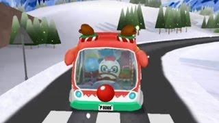 Обзор приложения: Dr. Panda - автобус на Рождество