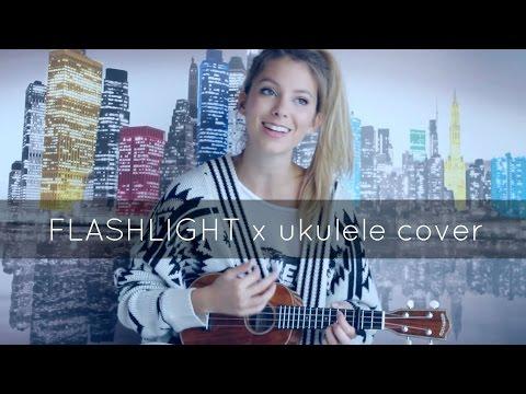 FLASHLIGHT - Jessie J X ROMY WAVE Cover