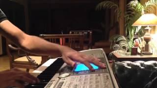 Tinka tinka (Karam) keyboard cover