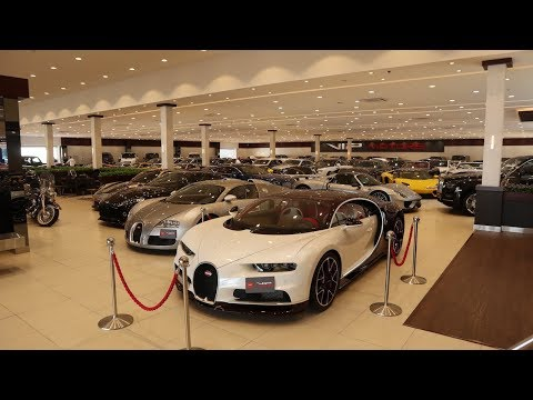 Supercar Shopping in Dubai!!