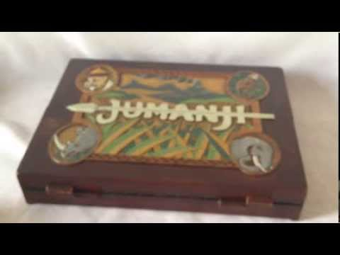 Jumanji 1:1 Game Board Replica Pt 1