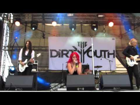 The Dirty Youth - Rise Up - Rockfest Kadan 20.07.2013