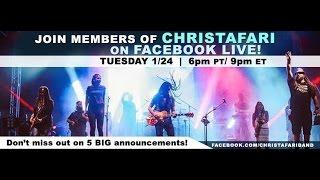 Christafari - 5 BIG announcements for 2017