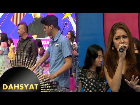 Pecahnya Al Ghazali Feat Mahadewi & Dewi Dewi 'Cinta Kan Membawamu' [Dahsyat] [26 Mei 2016]