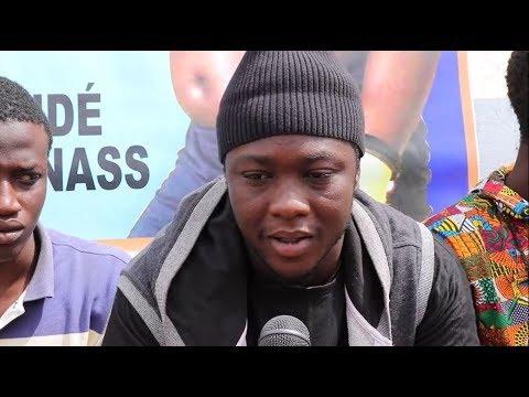 Papa Boy Djiné affronte Nokia aujourd'hui Journée Diaks Productions