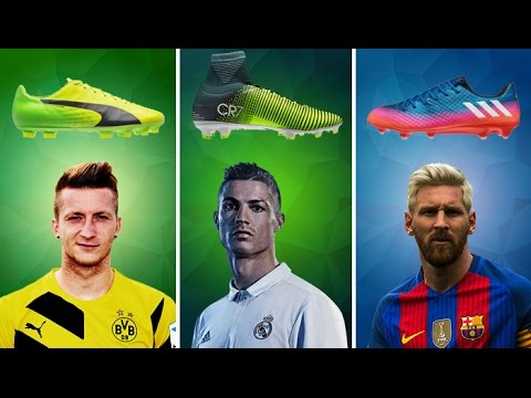 Thumbnail: Best Forwards And Their Boots 2017 II Part 2 II