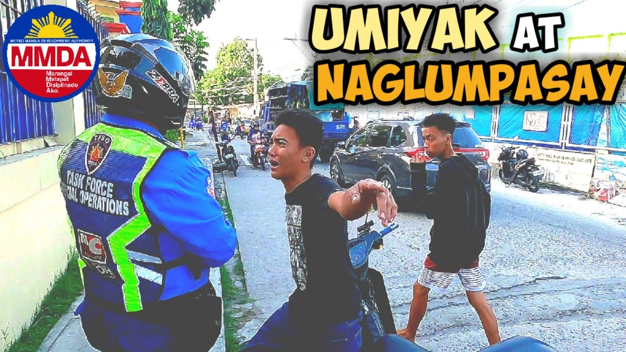 Download Naglumpasay at nagmakaawa wag lang ma tow   MMDA TFSO   Metro Manila Update