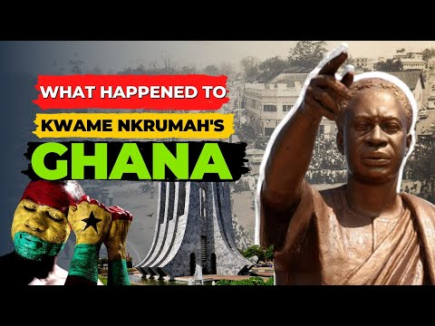 PROFESSOR AYENSU | WHAT HAPPENED TO GHANA's DEVELOPMENT AFTER KWAME NKRUMAH?
