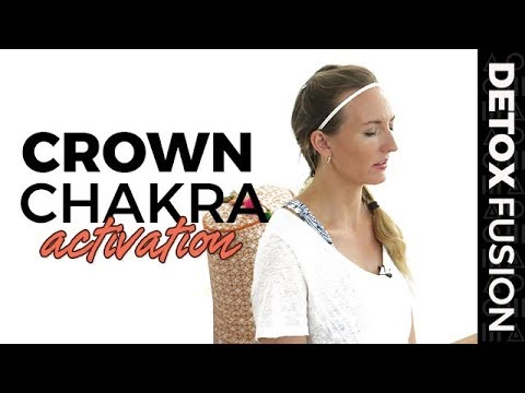 Detox Yoga Fusion Day 11:  Crown Chakra Activation - Kundali