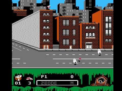 NES Longplay [325] Ghostbusters II