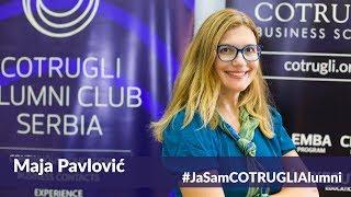 #JaSamCOTRUGLIAumni: Maja Pavlović