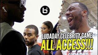 John Wall is Ludacris' Secret Weapon! Celebrity Game ALL ACCESS | NO OFF SEASON | episode 8