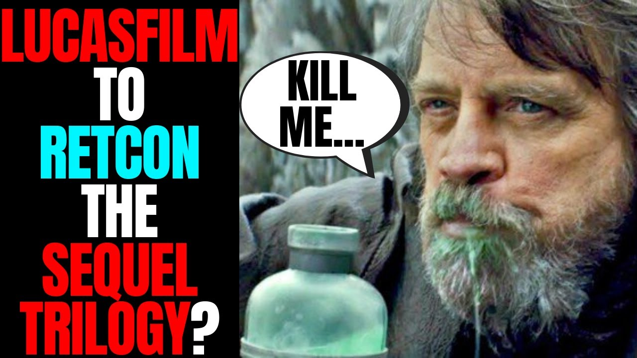 Lucasfilm To Retcon The Sequel Trilogy? | Why This Star Wars Rumor Will NOT Happen