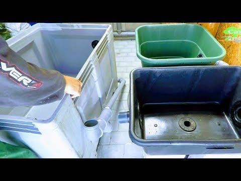 INDOOR FISH POND BUILD: TANK+FILTER, COMPLETE STEP TUTORIAL, KOI FISH KEEPING SETUP INSIDE|BIO-BRUSH