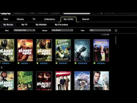Free VUDU account credits  | VUDU Account Generator [2016] [WORKING]