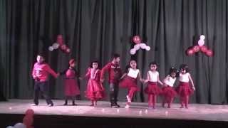 Dance by Ardee kids 28/12/2013