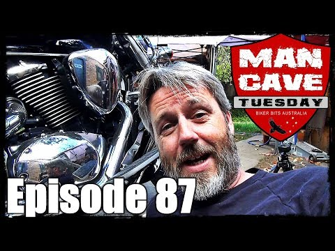 Man Cave Tuesday - Episode 87