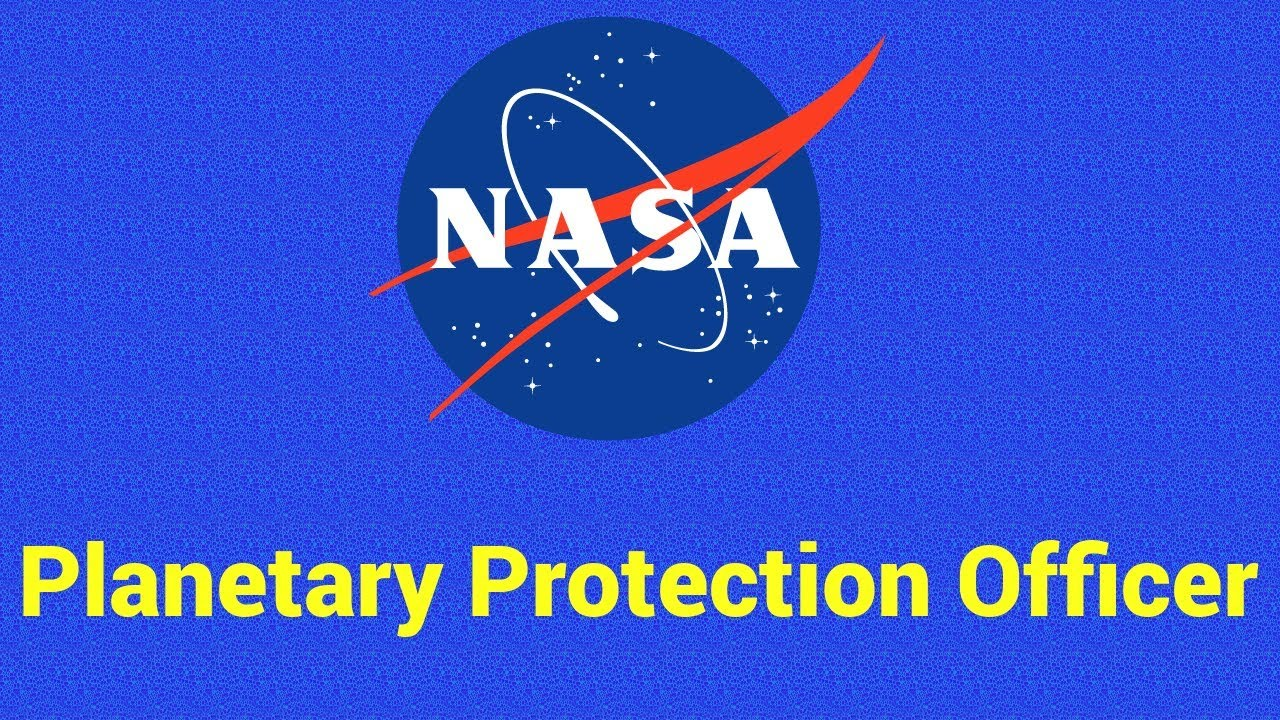 nasa planetary protection officer - 1280×720