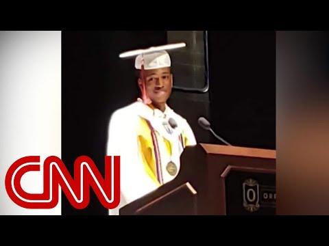 Homeless valedictorian earns $3 million in scholarships