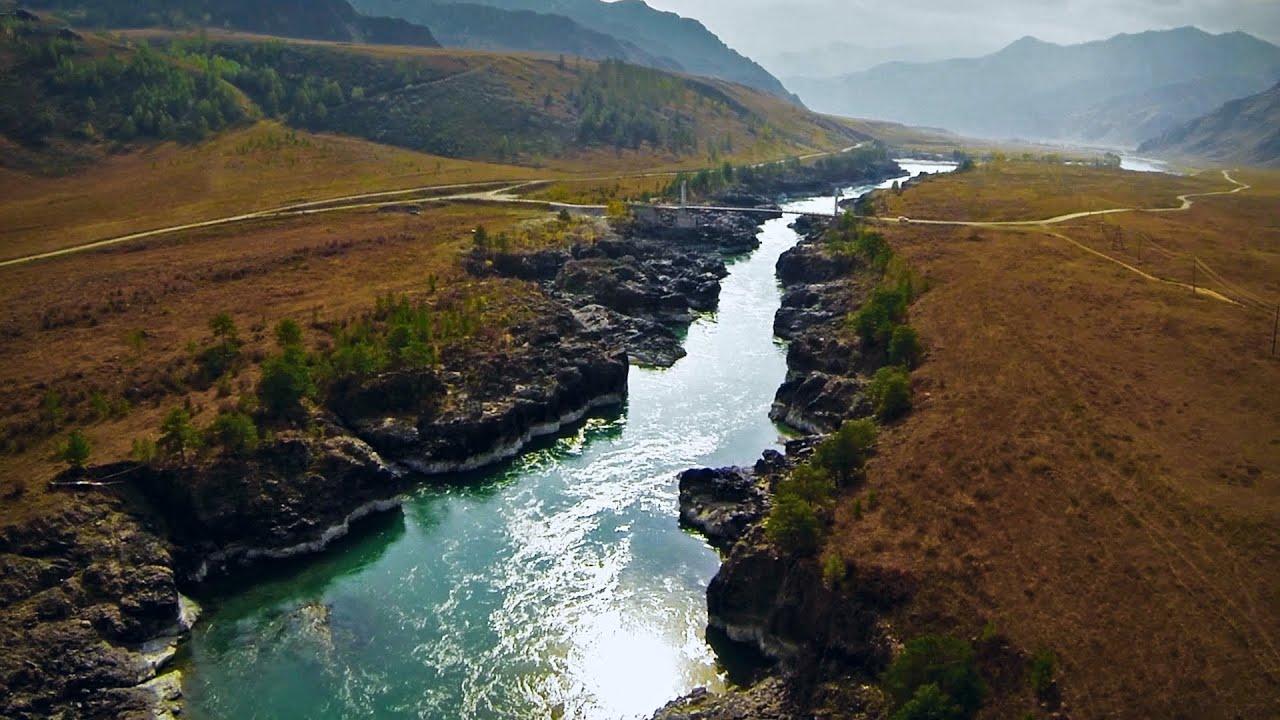 катунь река фото