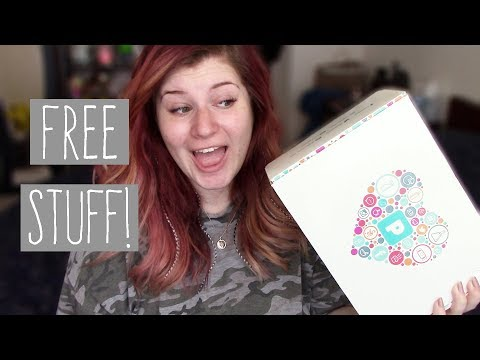 FREE SAMPLES PINCHME BOX UNBOXING REVIEW