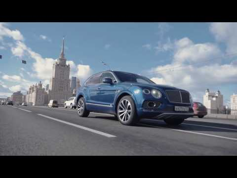 DT Test Drive — Bentley Bentayga vs Mercedes-AMG GLE63 Coupe