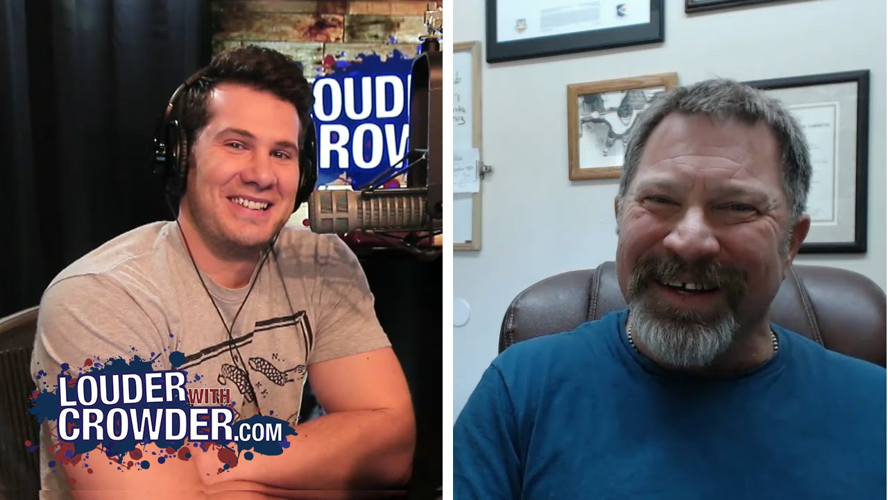 Mark Rippetoe Argues Women In Combat | Louder With Crowder